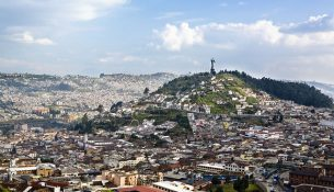 Quito's Emblematic Panecillo Hill