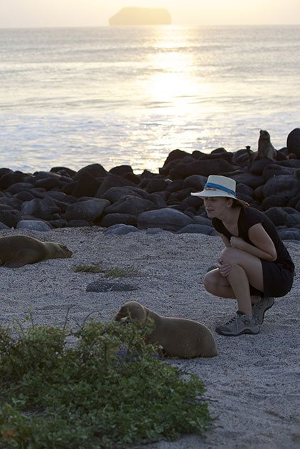 Amazing trip! Surtrek coordinated a Galapagos Cruise on the Natural Paradise