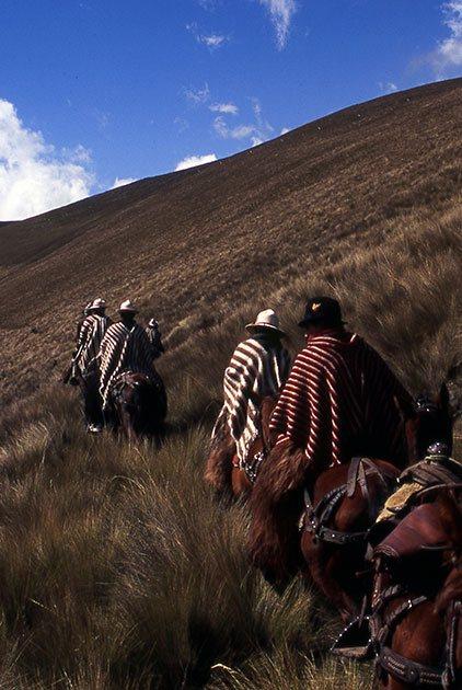 Andes adventure