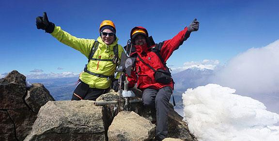 Tours de Escalada en Montañas