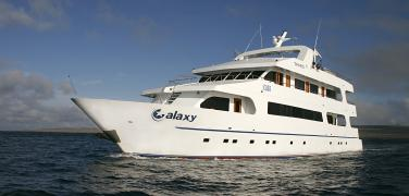 Ecuador Tours, Galapagos First Class Cruises, Galaxy Motor Vessel
