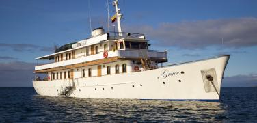 Ecuador - Galapagos Luxury Cruises - Grace Motor Vessel
