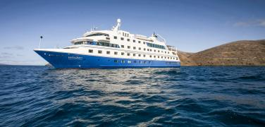 Galapagos Tours, Galapagos First Class Cruises, Santa Cruz Motor Vessel