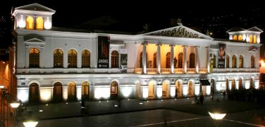 Ecuador Quito Sucre Theater