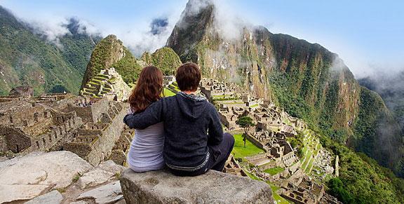 Peru Machu Picchu Ruins