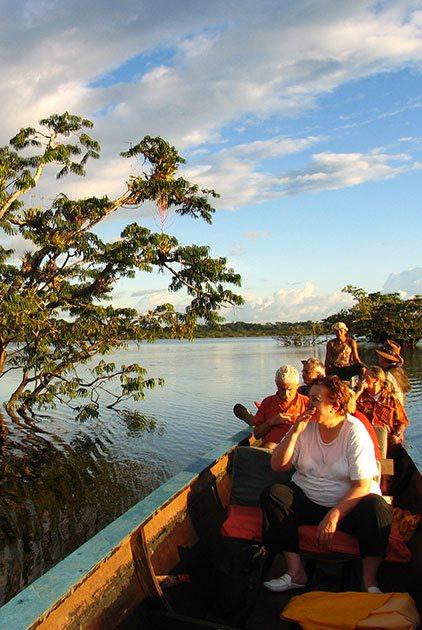 Real Amazonia-experience