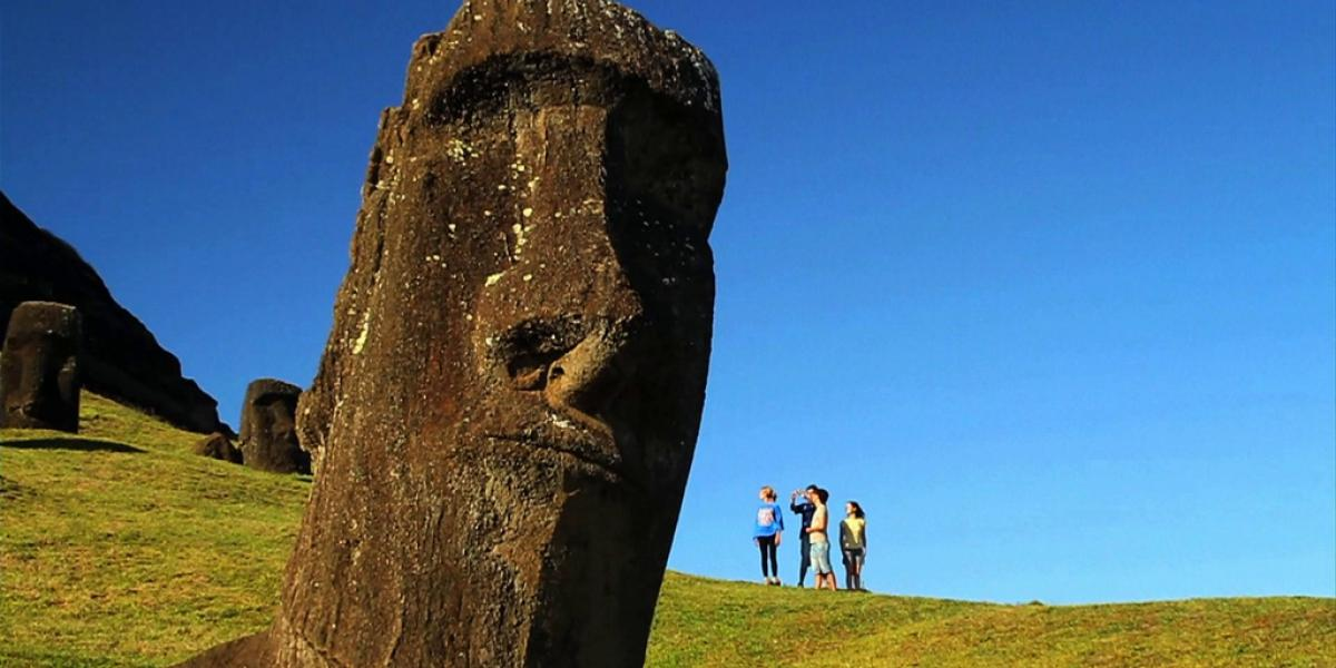 Chile easter islands rapa nui