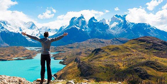 Argentina Patagonia Lagoon
