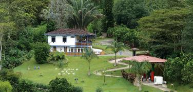 Parque del Cafe - Highlight of the Colombian Coffee Tour