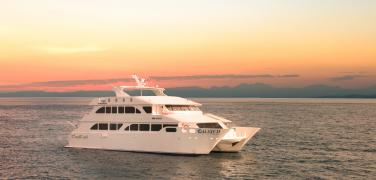 Ecuador Tours, Galapagos First Class Cruises, Galaxy II Eco Catamaran