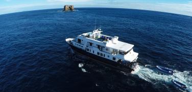 Galapagos Master Yacht