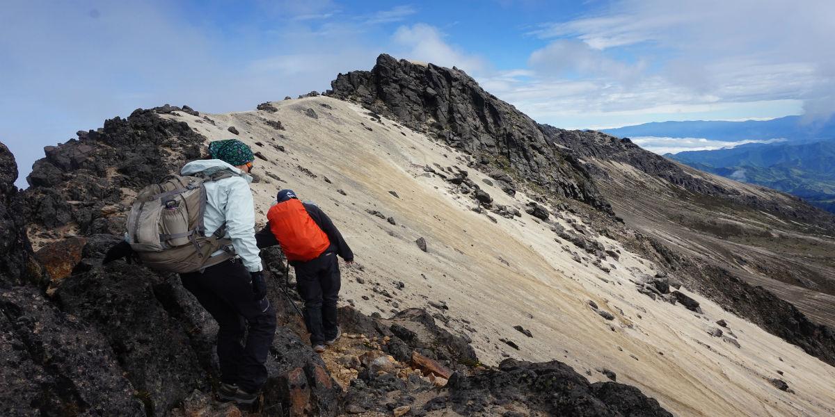 ecuador mountain climbing tour climbing tours south america