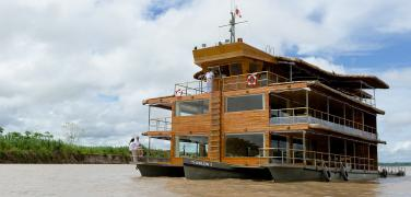 Peru - River Cruises - Delfin I River Cruise